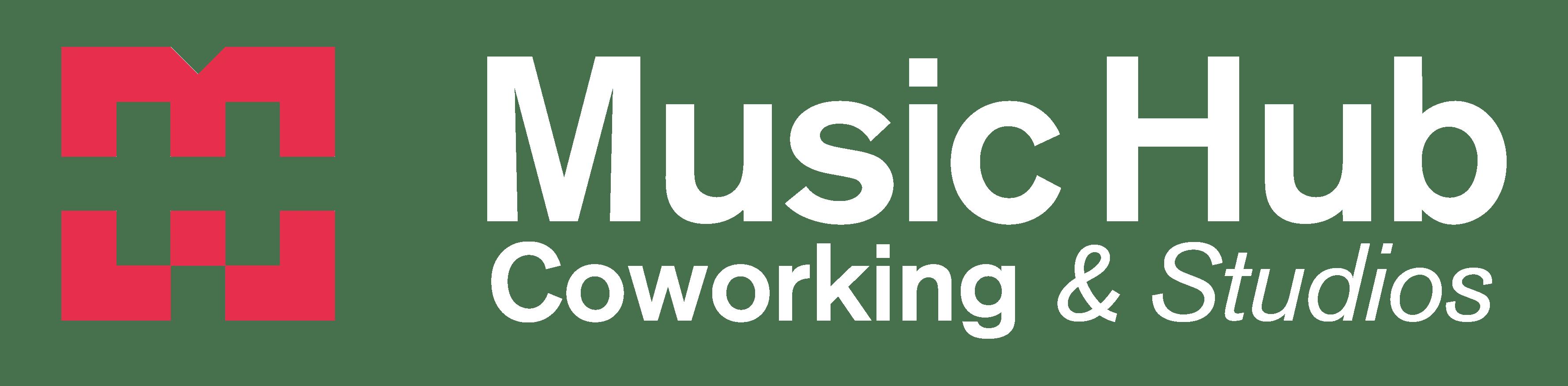 Logo de Music Hub